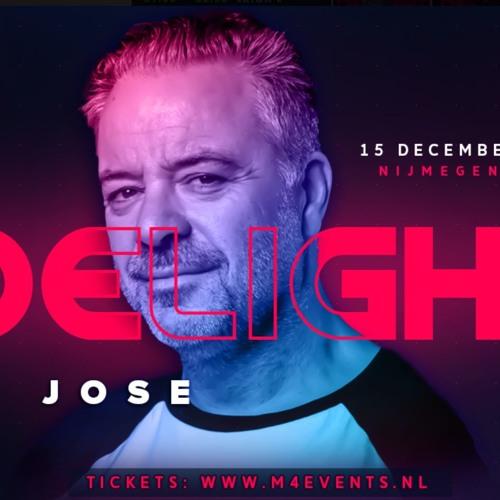 DJ JOSE Live Set @ Delight, Nijmegen. 15 - 12 - 2018