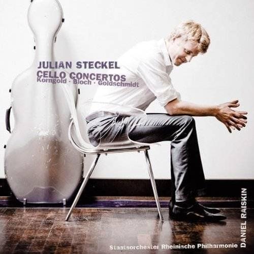 Julian Steckel - Bloch, Goldschmidt & Korngold Cello Concertos