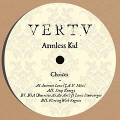 PREMIERE: Armless Kid - Deep Energy [VERTV]