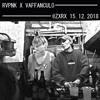 SET @ ZXRX | RVPNK  × VAFFANCULO | 15.12.2018