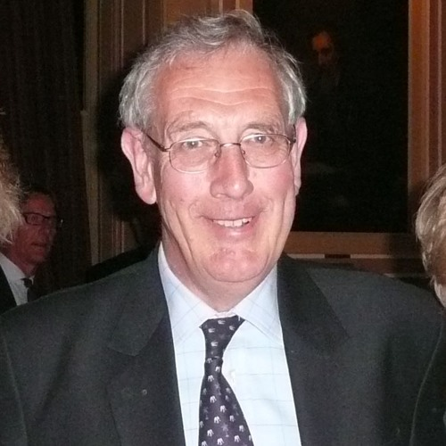 Episode # 7. Hugh Gammell, House Master & Registrar at Charterhouse