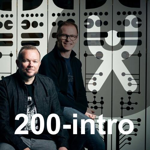 UX Podcast Episode 200 full unabridged intro