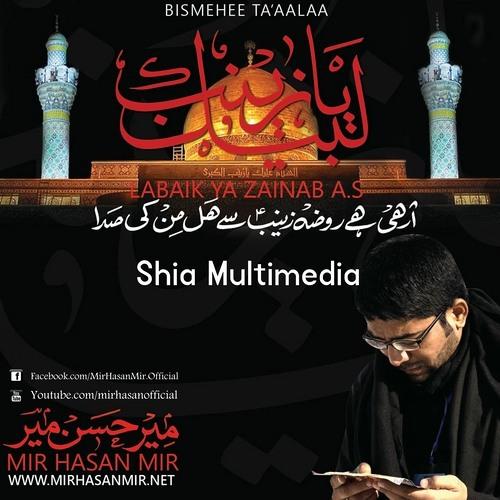 Aoun (S A) Di Maa (Punjabi) - Mir Hassan Mir 2014 by Mir