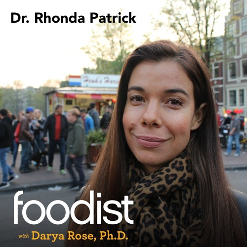 Dr. Rhonda Patrick - Why Eating Fish, But Not Omega-3 Supplements, Can Help Prevent Alzheimer's