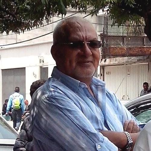 Él es Luis Pineda