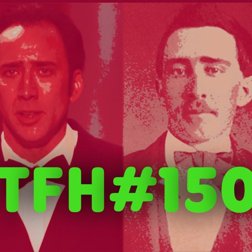 #150: Nicholas Cage Is A Time Traveling Shaman with Gareth Reynolds.