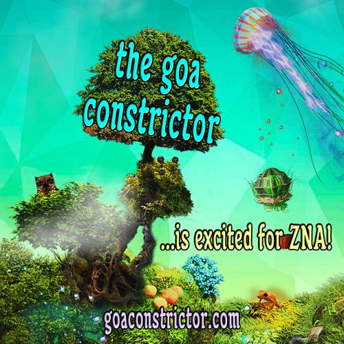 the goa constrictor...is excited for ZNA!