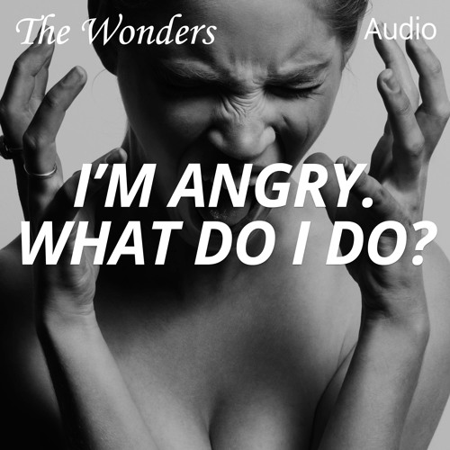 The Wonders Podcast: I'm Angry. What Do I Do?