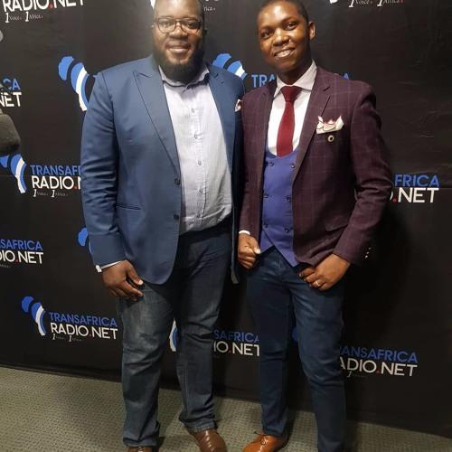 Zimbabwean Author & Motivational Speaker Ephraim Garwe On The Get Up With Slim Gee 13:12:2018