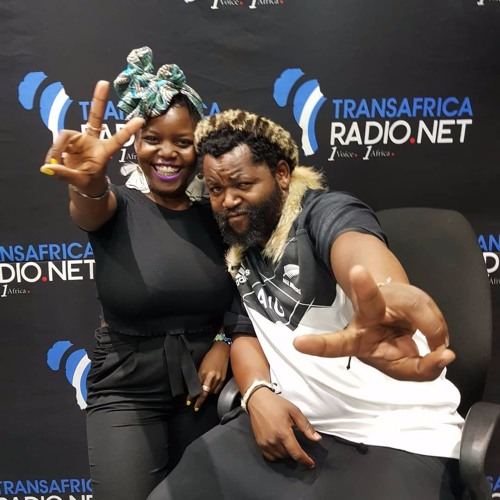 South Africa Musician Sjava On The Re Up With SpokenPriestess 14:12:2018