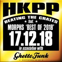 hongkongpingpong - Beating The Crates 17.12.18