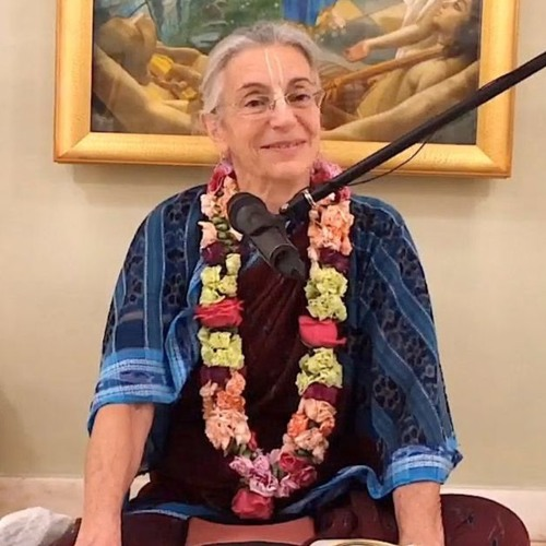 Śrīmad Bhāgavatam class on Mon 17th Dec 2018 by HG Visakha Devi Dāsi 4.18.7