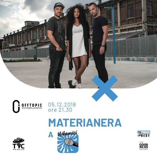 7x02 - #4amici - Materianera