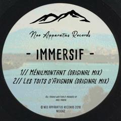 Premiere: Immersif - Les Toits D'Avignon (Original Mix)