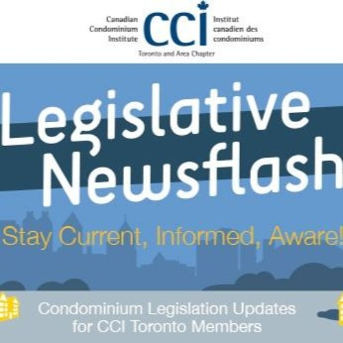 Legislative Brief - Construction Act featuring Armand Conant with Francesco Deo