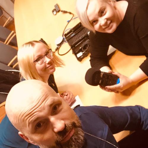 Apelli-podcast jakso 7: Viranomaisyhteistyö