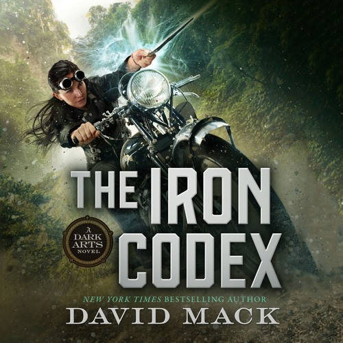 The Iron Codex by David Mack, audiobook excerpt