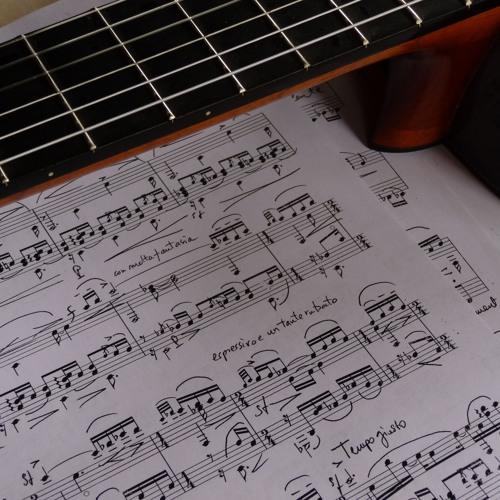 Iberia d'Albeniz : Jean-Marc Zvellenreuther, transcription pour 2 guitares (rerecording)