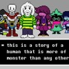 Download Tale of a Human - Chara boss fight, Deltarune/Undertale Medley - Symphonic Metal Mp3