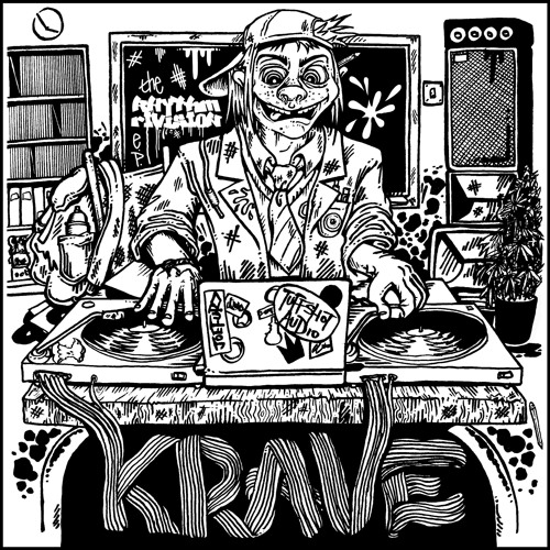 Krave - The Rhythm Revision (EP) 2018
