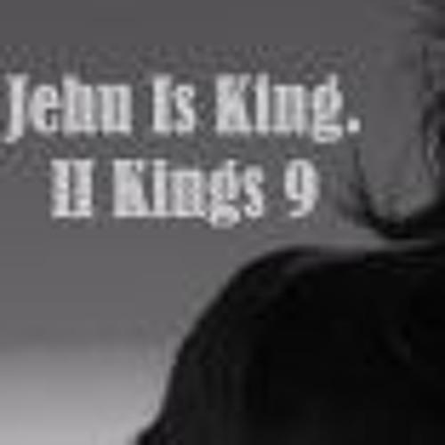 Jehu Is King. II Kings 9