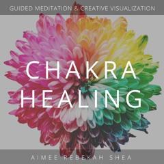 11 Minute Daily Chakra Healing Guided Meditation & Creative Visualization