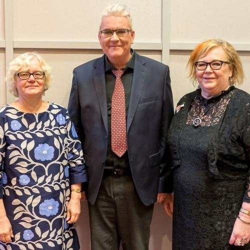 Ulalla 5: Professori Anneli Pohjola & professori Merja Kinnunen