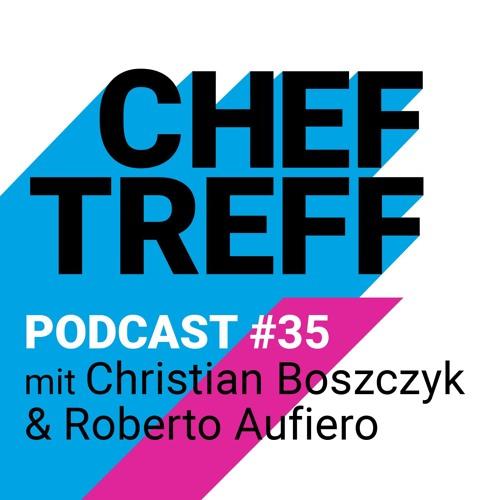 "CT#35 ""real recognize real"" - Christian ""Fu"" Boszczyk & Roberto ""Rob"" Aufiero, Gründer BSTN"