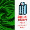 Rollin' Therapy n°35 15.12.18 Guest Mix by Ross