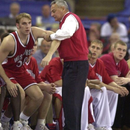 Former Badgers coach Dick Bennett