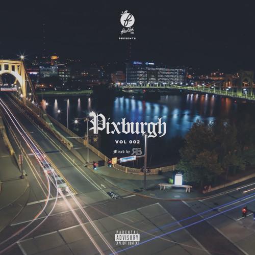 Pixburgh VOL 002: Mixed by RB