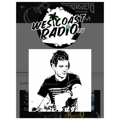 DJ Destructo turns up on a F*ckn Yacht! (Westcoast Radio Show)