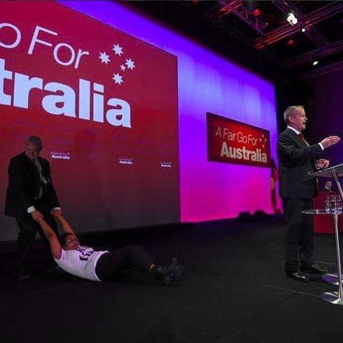 Floodcast Episode 8 - Last Chance Electoralism