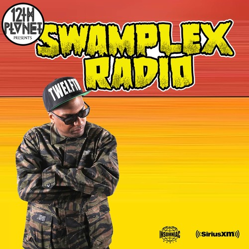 SWAMPLEX RADIO #007 Special Guest: DJ Shiverz