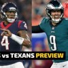 Eagles vs Texans Week 16 PREVIEW | The PHIX
