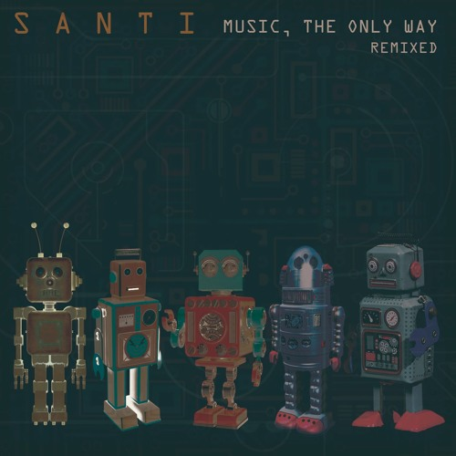 Santi - Dystopian Dreamer (feat  Tuğçe Kurtiş - MiRET Remix