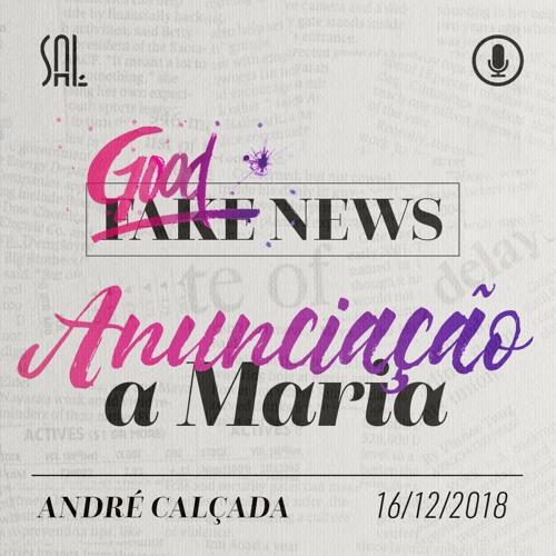 Anunciação a Maria - André Calçada - 16/12/2018