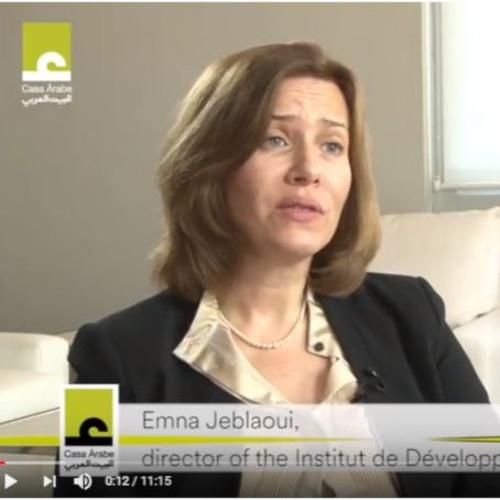 El papel de la sociedad civil en la desradicalización, con Emna Jeblaoui