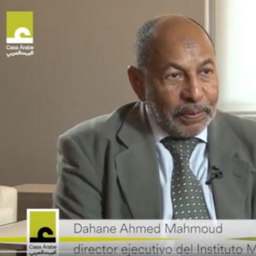 Dahane Ahmed Mahmoud habla sobre las estrategias para frenar el extremismo en Mauritania