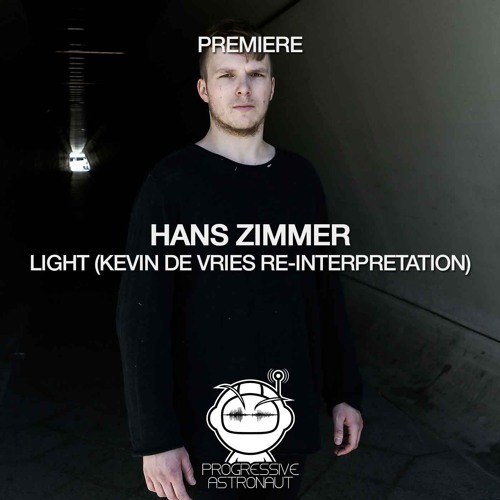 FREE DOWNLOAD: Hans Zimmer - Light (Kevin De Vries Re-Interpretation) [PAF065]