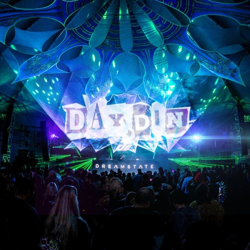 Day Din at Dreamstate U.S.A. - 2018