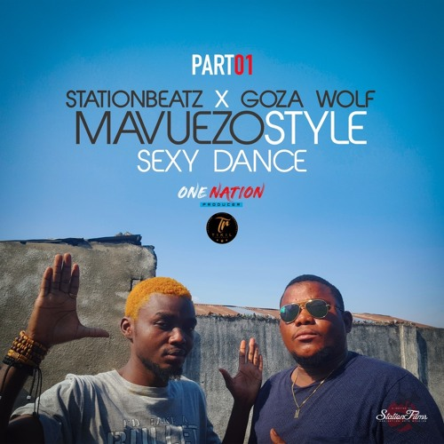 Sexy Dance_Mavuezo Style Part 1