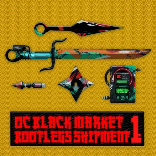 ORIENTAL CRAVINGS - OC BLACK MARKET BOOTLEGS - SHIPMENT #1 (EP) 2018