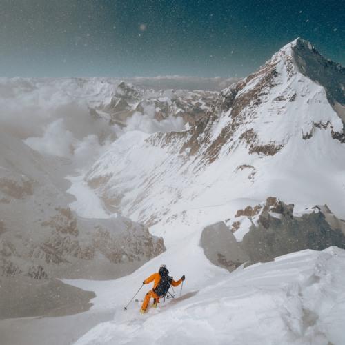 Hilaree Nelson: Skiing Lhotse (Ep. 14)