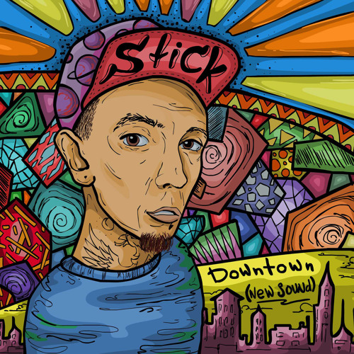 Stick - Downtown (New Sound) (LP) 2018