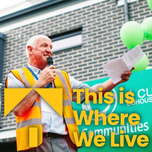 This is Where We Live - Hugh Brennan CEO, O Cualann Cohousing, Poppintree, Ballymun, Dublin