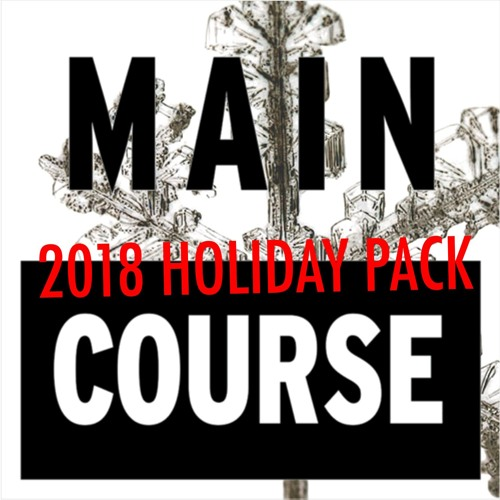 Main Course - 2018 Main Course Holiday Pack (LP) 2018