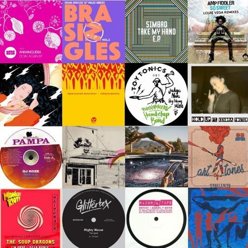 Le Visiteur - End of Year 2018 Top Tracks - Guest Picks