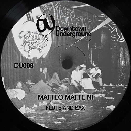 Matteo Matteini - Flute and Sax