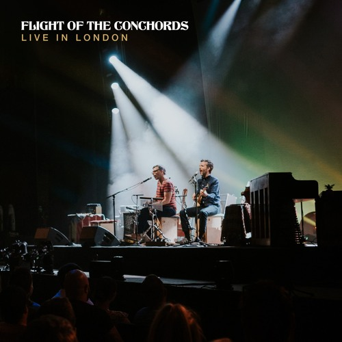 Flight of the Conchords - Iain and Deanna (Live in London) [Single Edit]